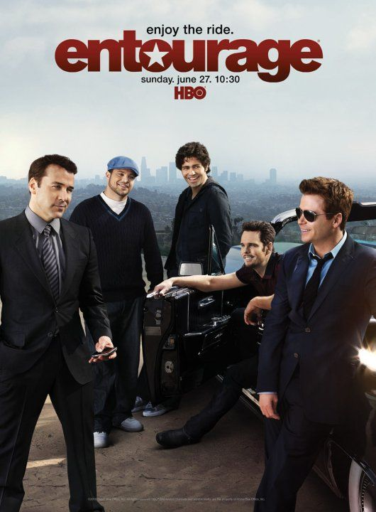 entourage top 10 séries