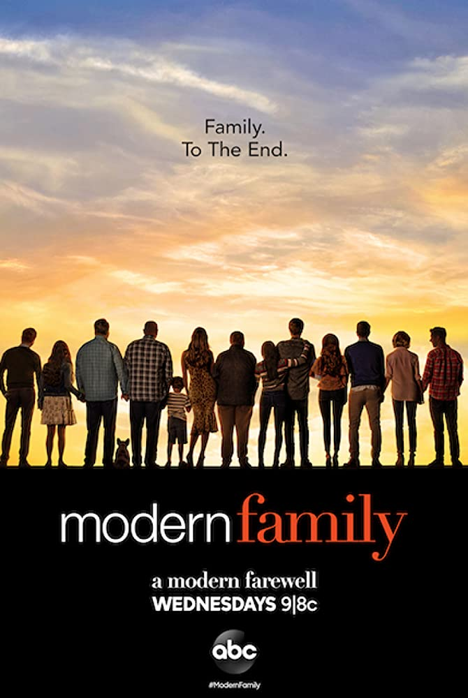 modern family top 10 séries