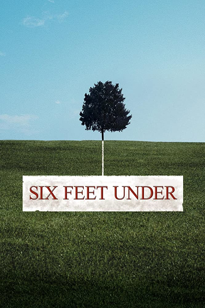 six feet under top 10 séries
